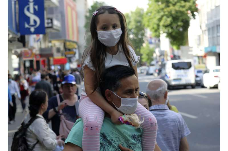 Turkey makes masks compulsory in 42 provinces after uptick