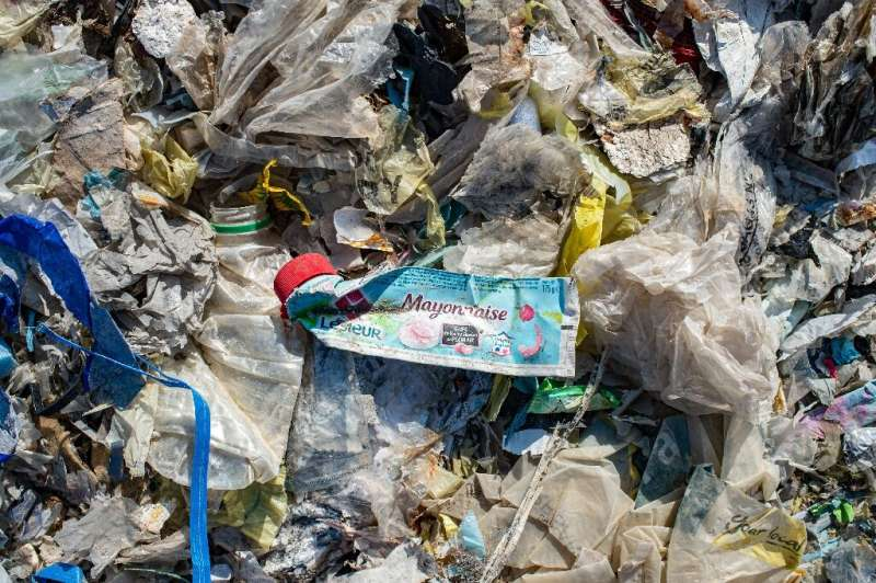 Turkish activists want Europeans to know that not all their waste is being recycled