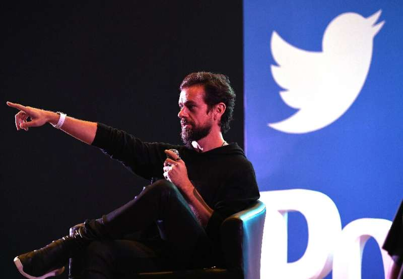 """Twitter CEO and co-founder Jack Dorsey said the social media firm will be hiring globally to have a """"more distributed workf"""