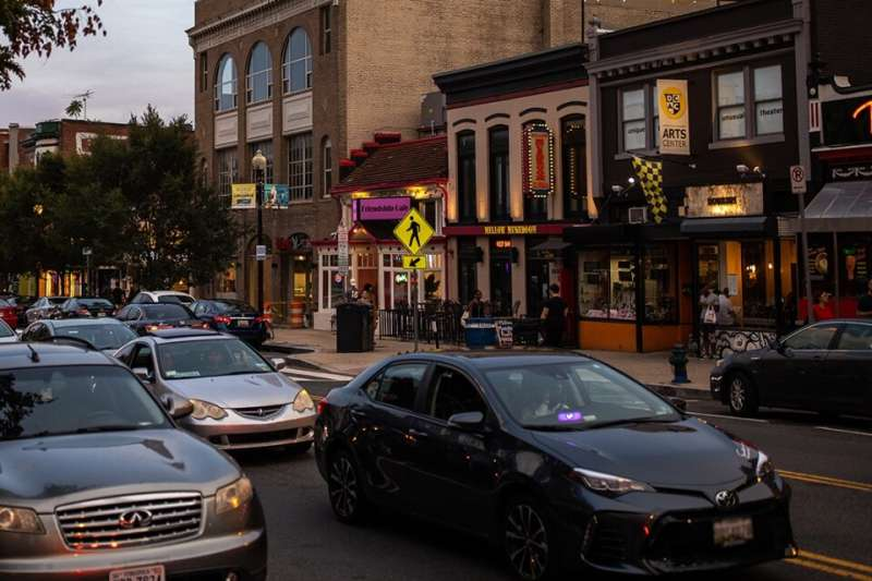 Uber and Lyft overcharge riders going to and from disadvantaged areas