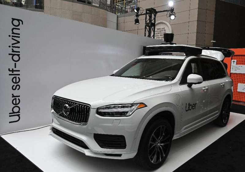 Uber self-driving cars will be on the streets of the US capital Washington soon, but only for mapping and data collection, as th