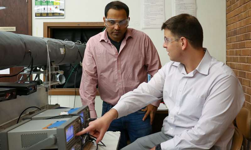 UCF researchers work on project to develop cleaner-burning, renewable fuels