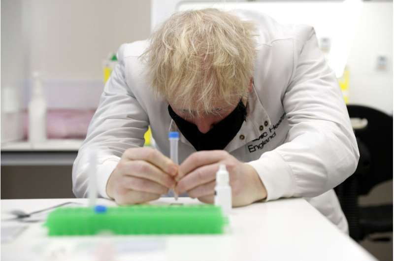 UK appoints vaccines minister to oversee COVID inoculations