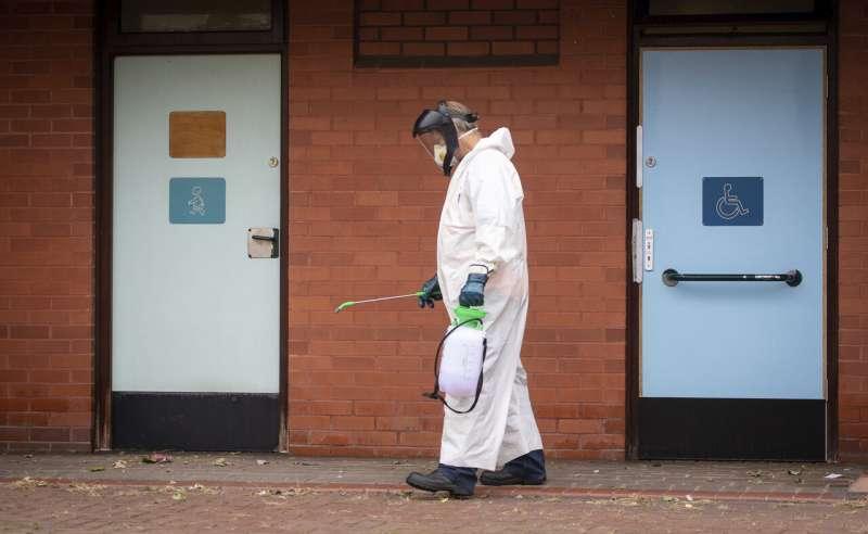 UK city of Leicester sees lockdown tightened on virus spike