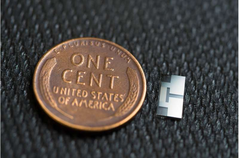 Ultrasound device improves charge time and run time in lithium batteries