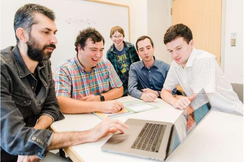 UMBC team reveals possibilities of new one-atom-thick materials