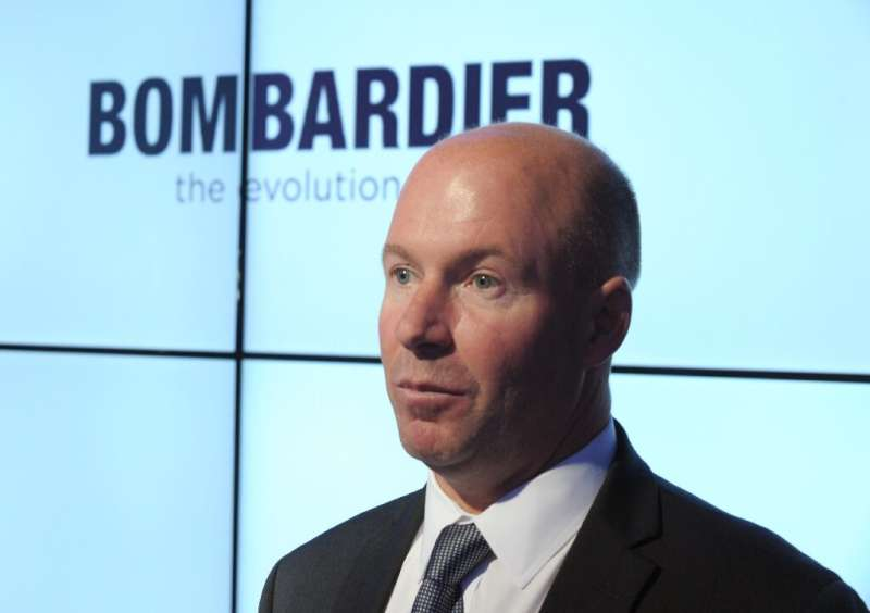 Under CEO Alain Bellemare's stewardship, Bombardier sold off over the past five years its waterbomber, Q400 turboprop, CRJ regio