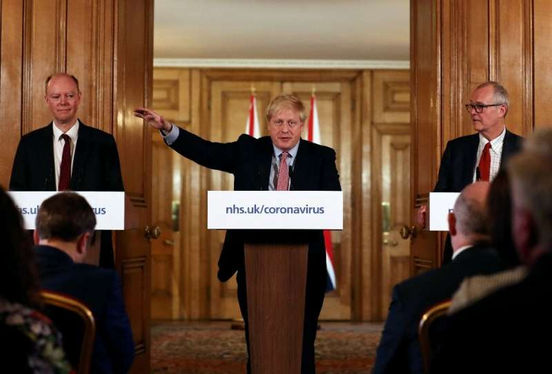 Unlike in many other European countries, UK Prime Minister Boris Johnson has kept schools open on advice from chief medical offi