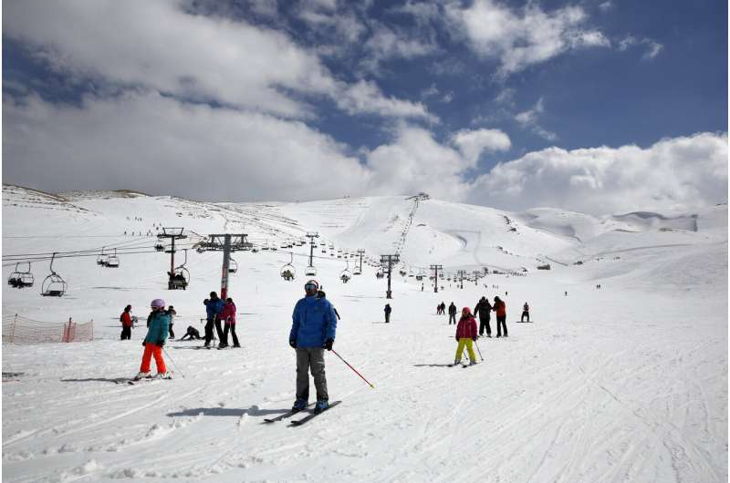 UN: Skiing may not spread coronavirus but slopes still risky