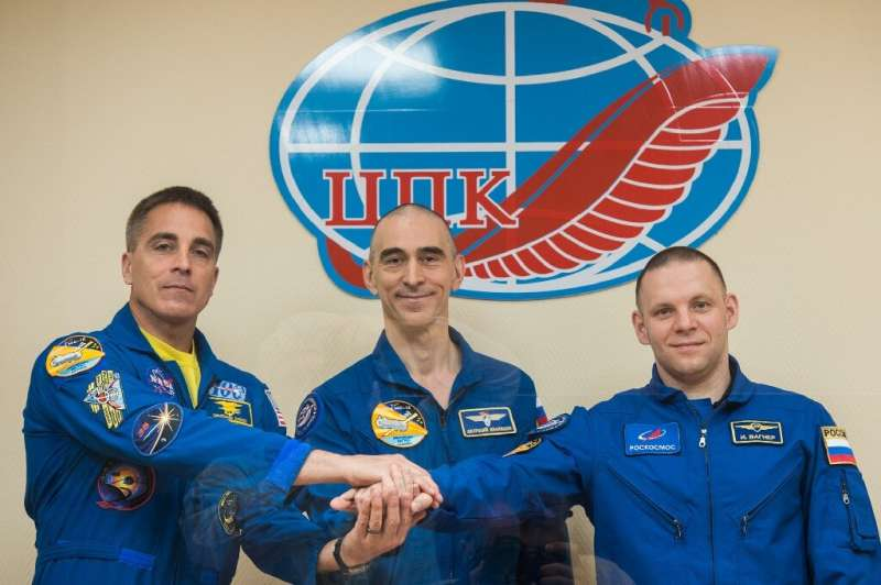 Until now astronauts have all trained at Star City outside Moscow and blasted off from Baikonur launchpad in Kazakhstan
