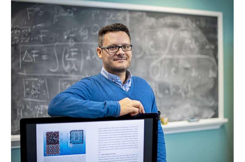 UNT professor's virtual lab may hold key to preventing undersea oil pipeline leaks