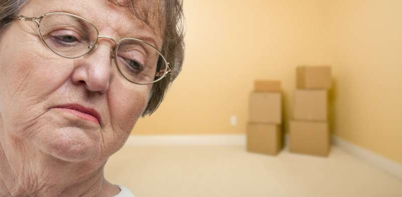 'Uprooting, no matter how small a plant you are, is a trauma': older women renters are struggling