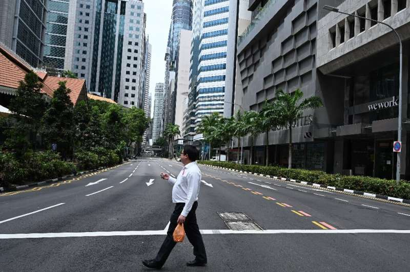 Up to 242 million jobs will be lost due to the virus that has battered the world economy, the Asian Development Bank said