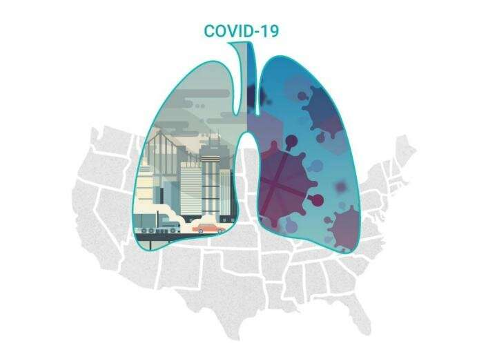 Urban air pollution may make COVID-19 more severe for some