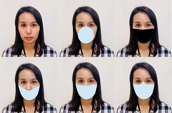 U.S. agency: Pandemic masks thwarting face recognition tech