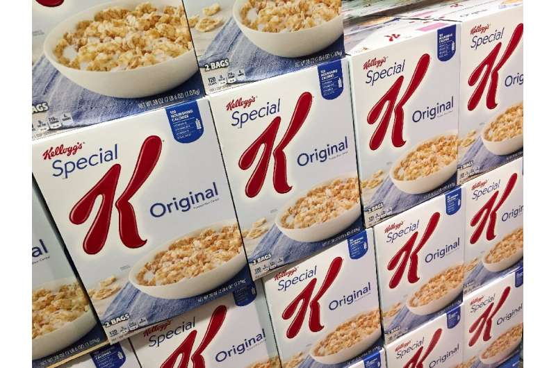 US cereal giant Kellogg has set a target to phase out the controversial weedkiller glyphosate from its supply chain by 2025