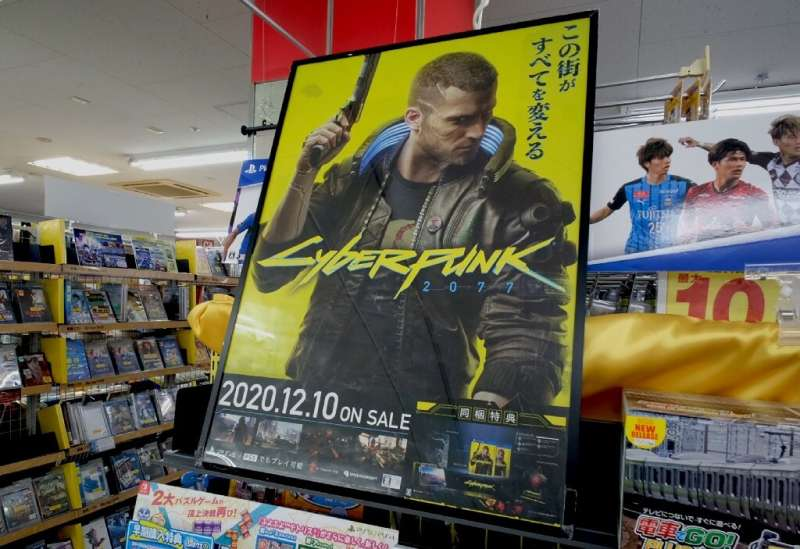 Users complained of bugs and glitchy graphics, and one player even said that playing Cyberpunk 2077 had caused an epileptic seiz