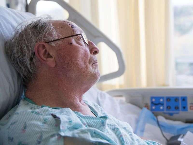 U.S. hospital beds were already maxed out before coronavirus pandemic
