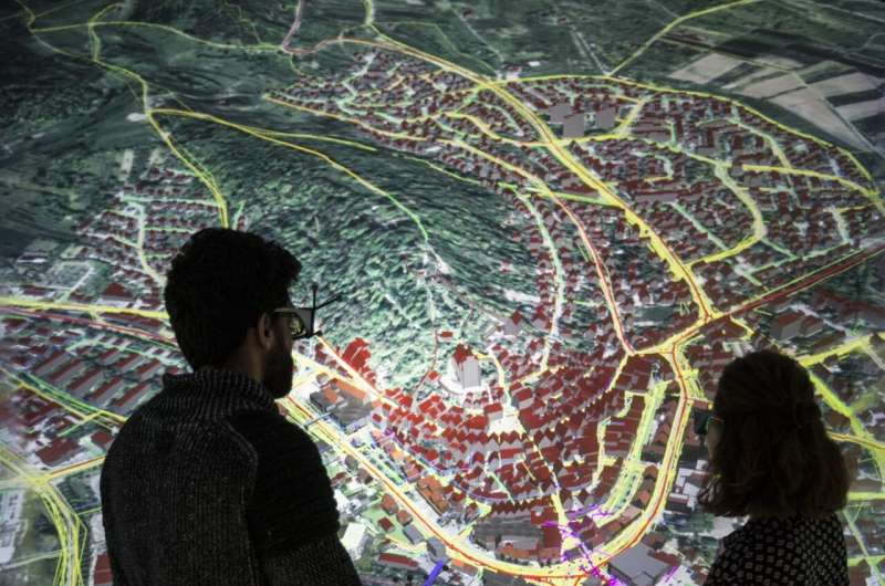 Using digital twins to design more sustainable cities