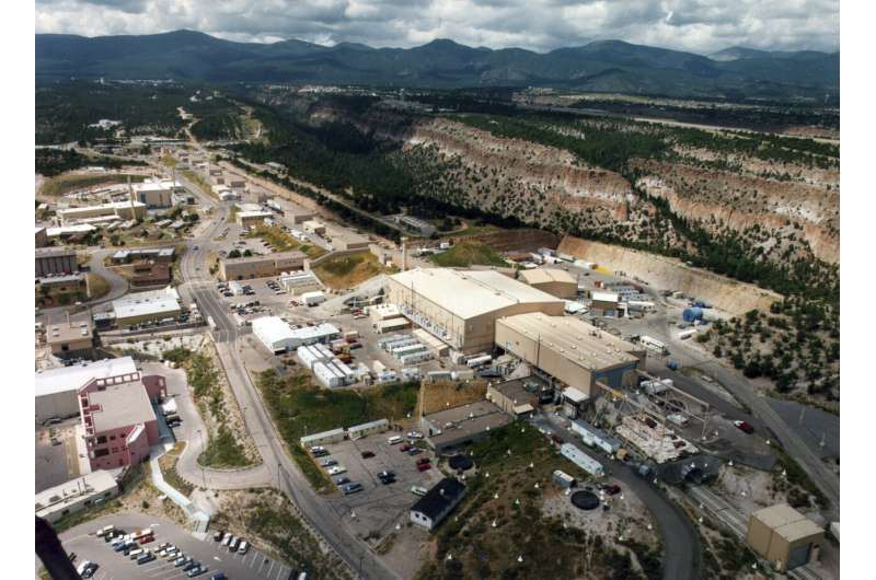 US nuclear lab investigates breach at plutonium facility
