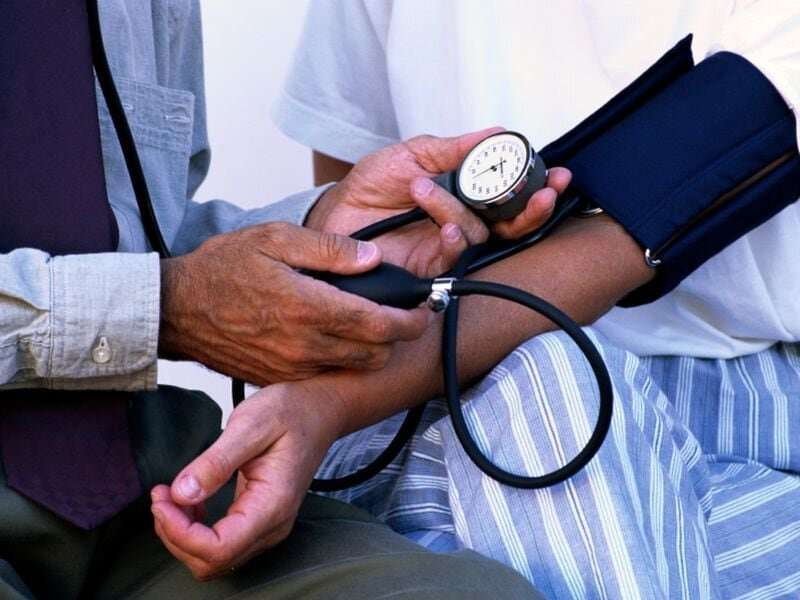 USPSTF advises hypertension screening for all adults