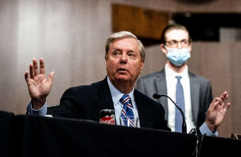 US Senate Judiciary Committee chairman Lindsey Graham said a bill passed by his panel is aimed at curbing the proliferation of o