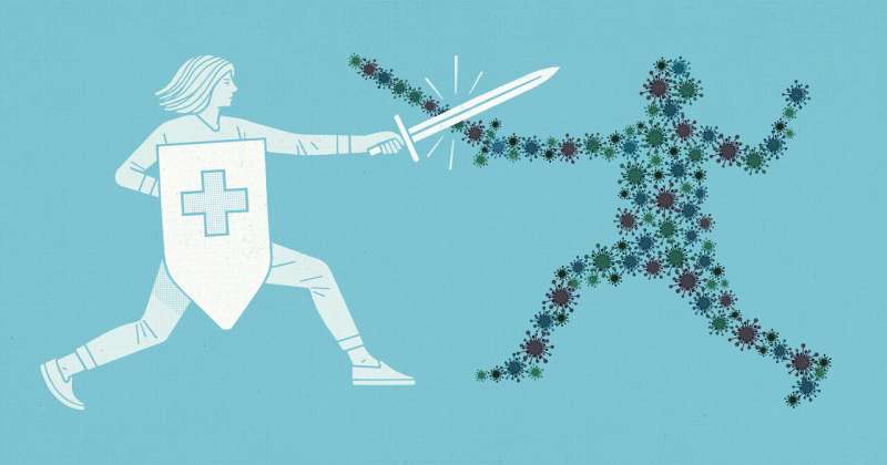 Vaccinations are like a team: they work better together and when you keep them updated