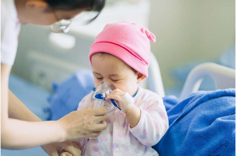 Vaccine proves effective against the most severe type of pneumonia