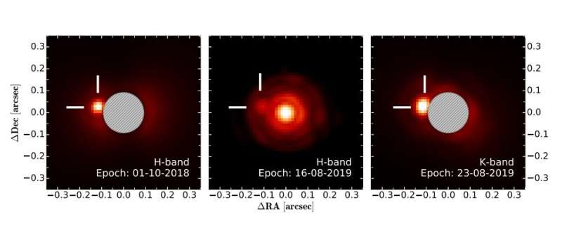 Variable star RZ Piscium has a low-mass stellar companion, study finds