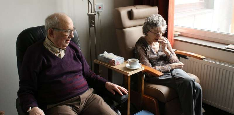 Video chats can ease social isolation for older adults during coronavirus pandemic