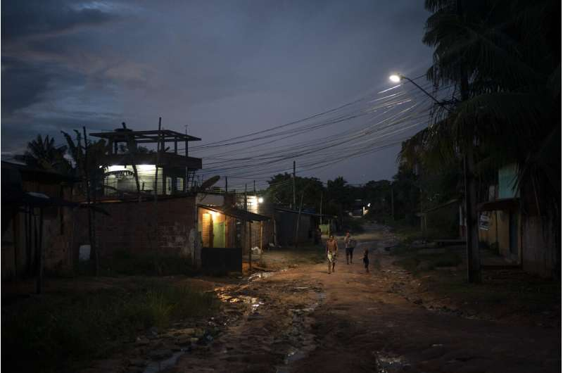 Virus heads upriver in Brazil Amazon, sickens native people
