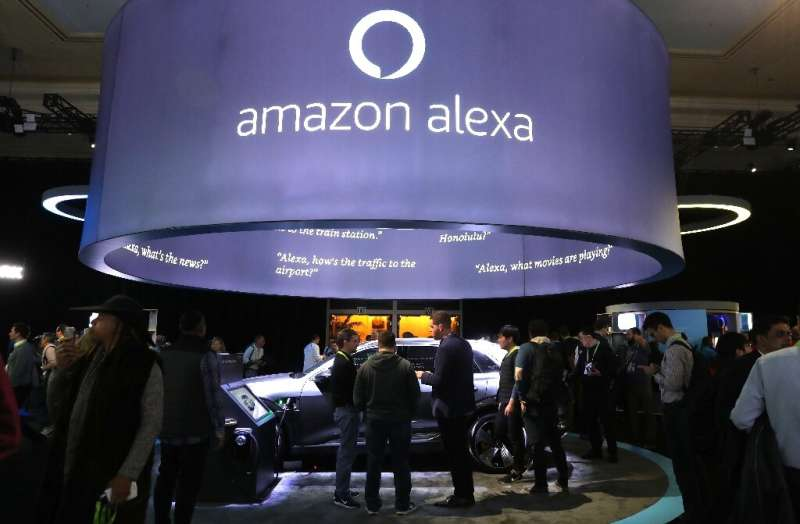 Voice-activated digital assistants such as Amazon's Alexa and rivals from Google, Apple and others may become more important in