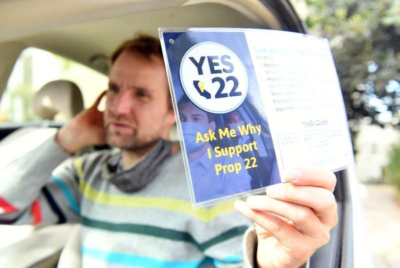 VTC platforms Uber and Lyft managed to convince voters in California to support them in a crucial referendum in November