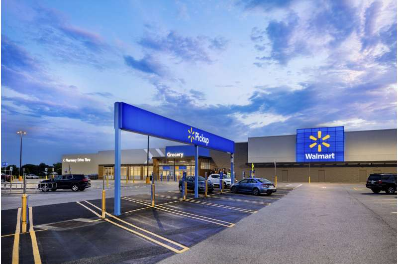Walmart looks to airports as inspiration of new store layout