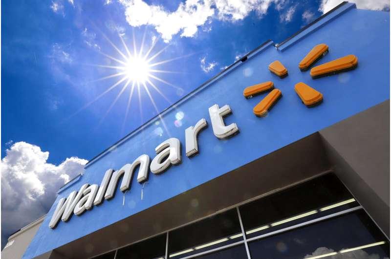 Walmart testing drones for deliveries in North Carolina city