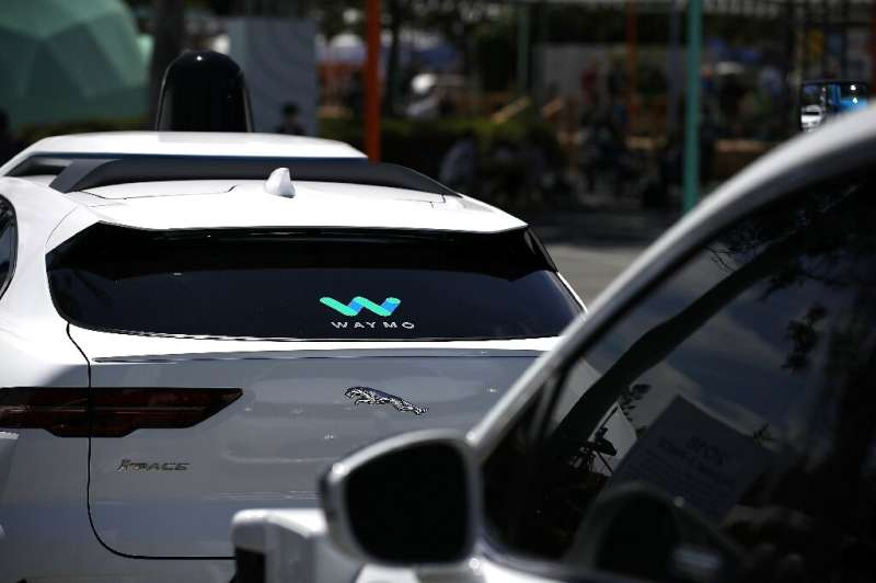 Waymo, the former Google car division, operates a self-driving ride-hailing service in Arizona which uses nearly full autonomy,