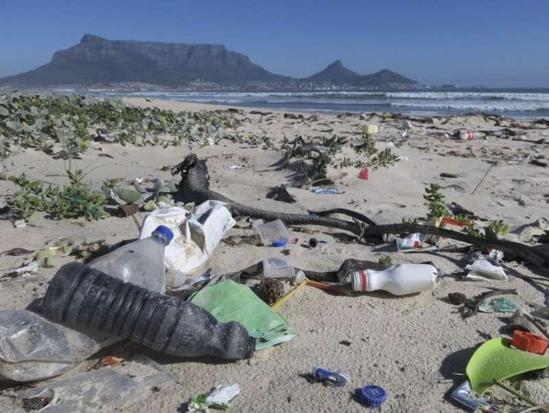 We looked for South Africa's 'missing' plastic litter. This is what we found