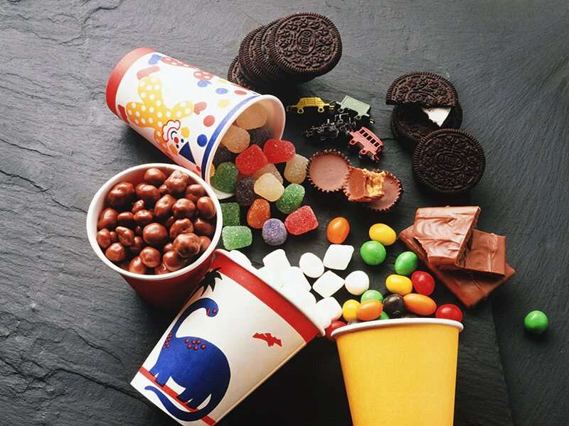 Where are kids getting the most 'Empty calories'?