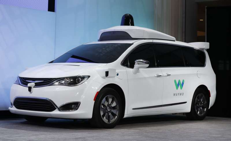 Where are our self-driving cars?