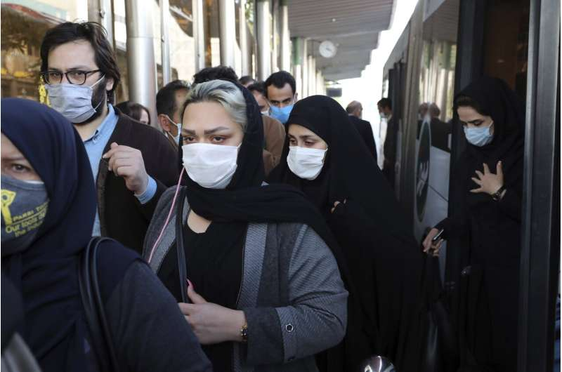 WHO warns of deadly second wave of virus across Middle East