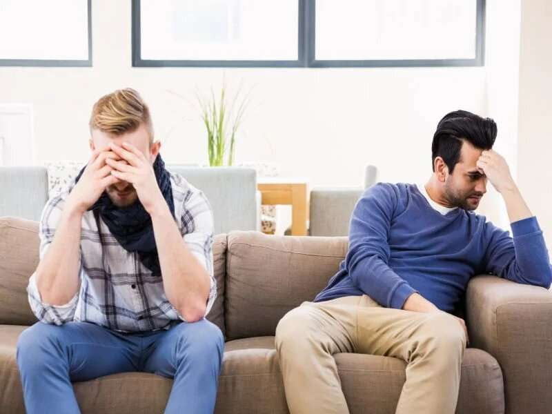 Why do gay and lesbian people get more migraines?