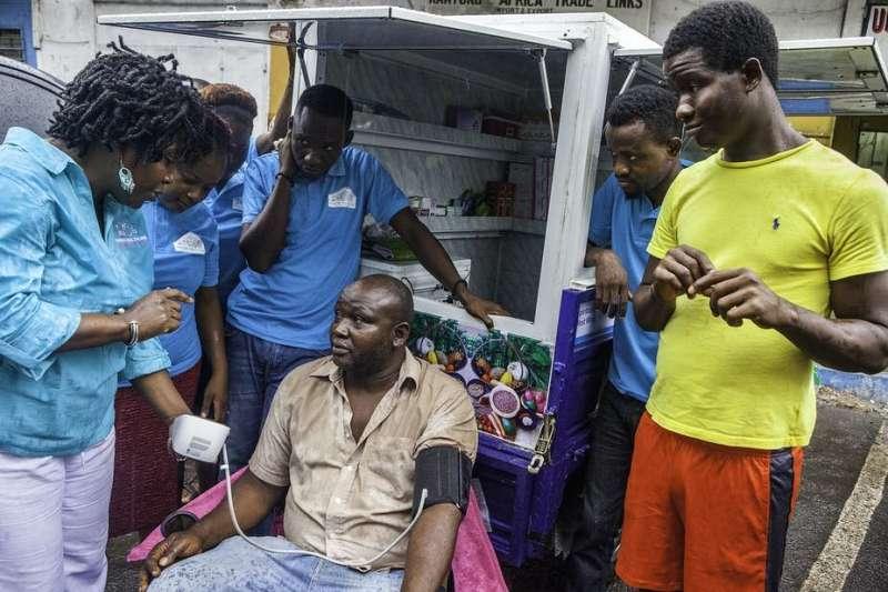 Why Sierra Leone needs to focus on cardiovascular health
