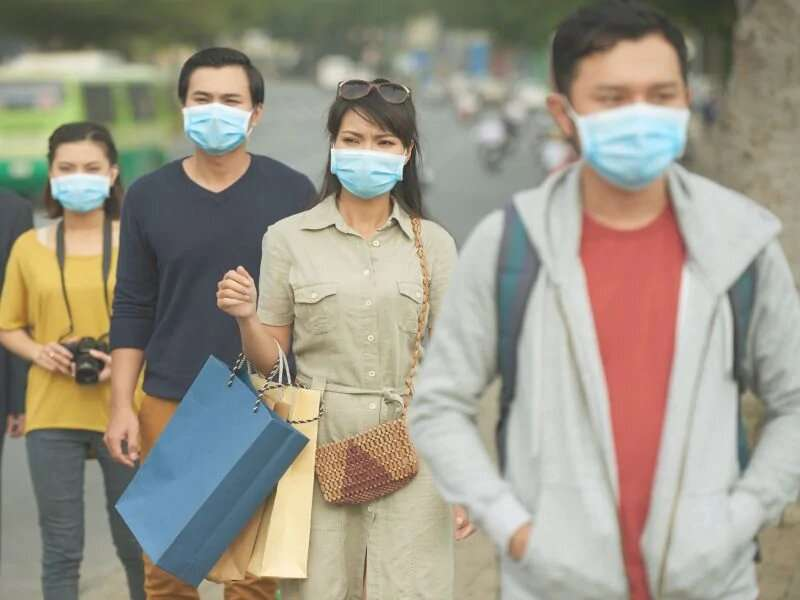 Will a face mask protect you from coronavirus?