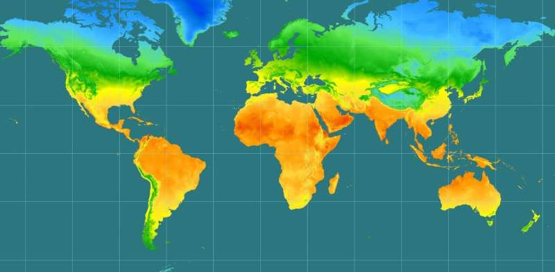 Will three billion people really live in temperatures as hot as the Sahara by 2070?