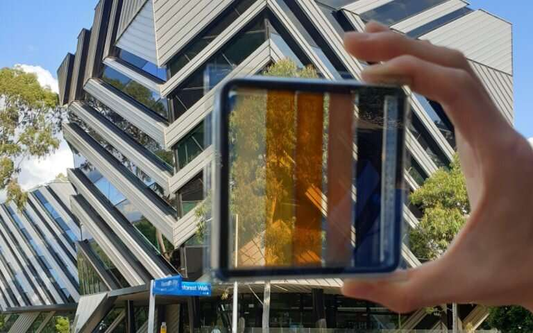 Windows will soon generate electricity, following solar cell breakthrough