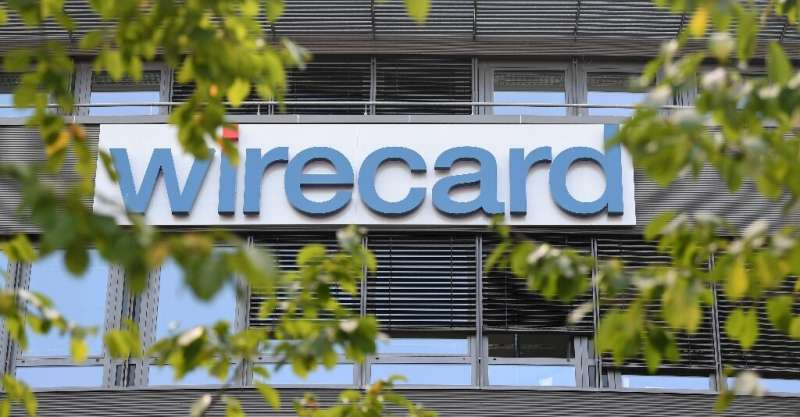 Wirecard's shares have risen from the ashes as speculators bet on a break-up of the firm