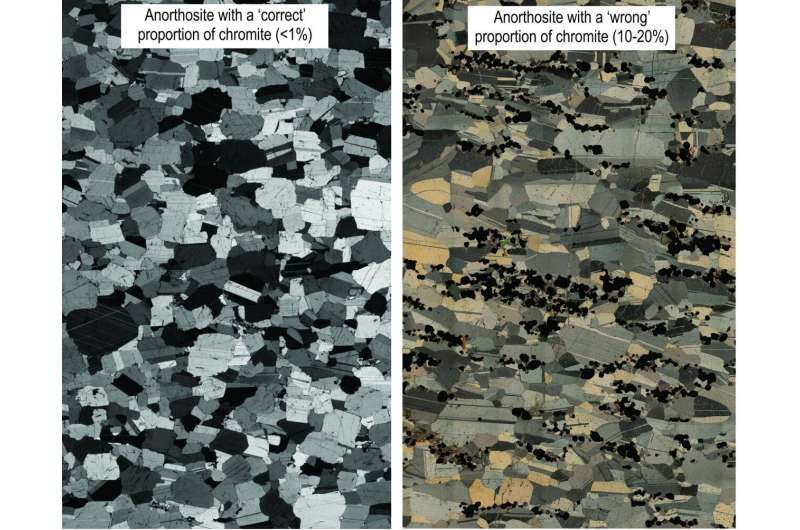 Wits researchers unravel the mystery of non-cotectic magmatic rocks