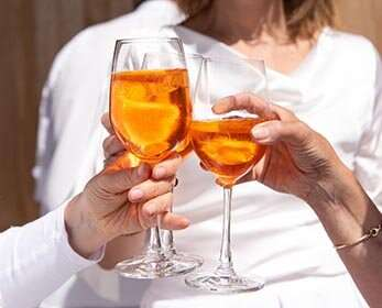 'Women my age tend to drink -- it's normal'