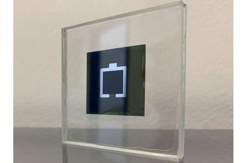 World record: Efficiency of perovskite silicon tandem solar cell jumps to 29.15%