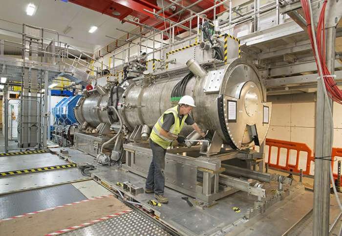 World's most powerful particle accelerator one big step closer